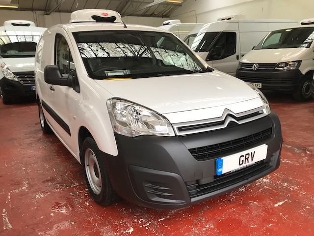 NEW CITROEN BERLINGO 1.5 bHDI LX EURO 6 FREEZER VAN