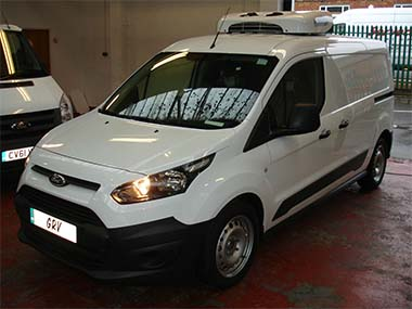 2016 16 REG FORD CONNECT T200 FREEZER VAN