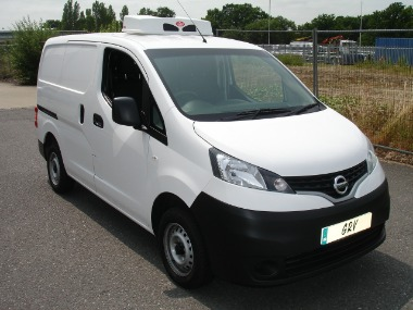 2014 64 REG NISSAN NV200 1.5 DCI REFRIGERATED VAN