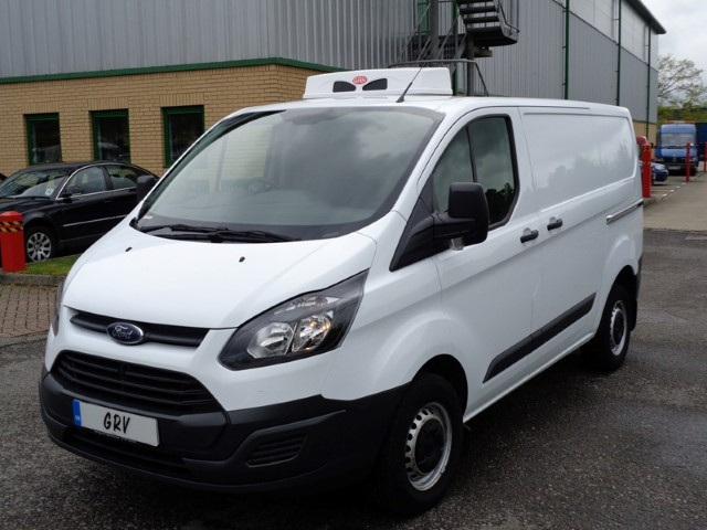 new ford transit 280 l1h1 2 0 tdci custom refrigerated van. Black Bedroom Furniture Sets. Home Design Ideas