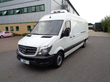 2015 65 REG MERCEDES SPRINTER 313CDI LWB REFRIGERATED VAN